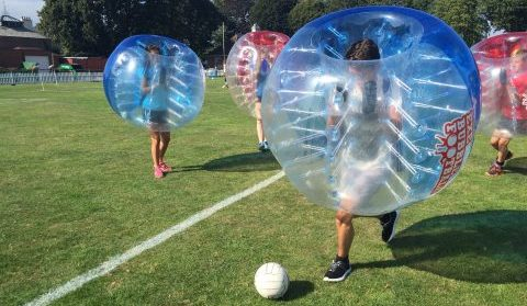 Bubble Football (Parties)